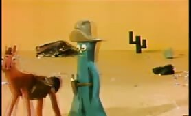 Gumby - Indian Trouble (1)
