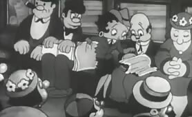 Betty boop- Judge for a Day