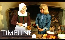 The Tudor Feast | Cook Back In Time (Tudor Documentary) | Timeline