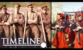 The Beginnings Of World War 1 Explained | First World War EP1 | Timeline