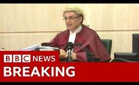 Judge refuses to halt parliament suspension plans - BBC News