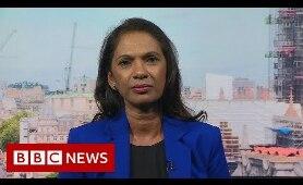 Anti-Brexit campaigner questions Parliament suspension legality - BBC News