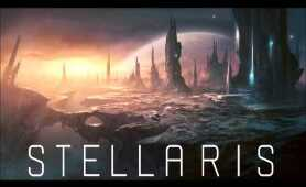 Stellaris Soundtrack - Deep Space Travel