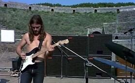 "Pink Floyd -""Echoes""  Pompeii"