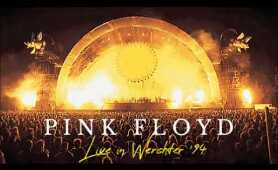 Pink Floyd live in Werchter 1994-09-02 (Great! Audio)
