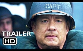 GREYHOUND Official Trailer (2020) Tom Hanks Movie