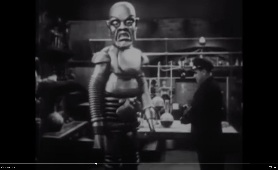 The Phantom Creeps by Ford Beebe, Saul A. Goodkind