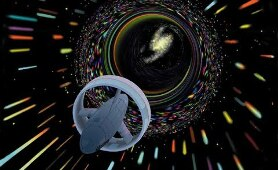 The Future of Space Travel: Fusion Engines, Warp Drives, and Wormholes