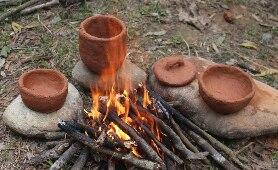 Primitive Technology: Primitive Pottery Technology