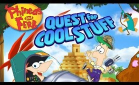 CGR Undertow - PHINEAS AND FERB: QUEST FOR COOL STUFF review for Xbox 360