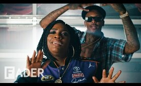 """Kamaiyah - """"Fuck It Up"""" ft. YG (Official Music Video)"""
