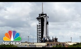 SpaceX, NASA Launch U.S. Astronauts To International Space Station | NBC News