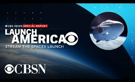 Watch Live: SpaceX Manned Spacecraft Launch