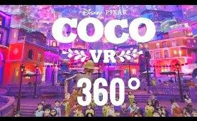 [360° video] Disney's COCO 360 degree Disney VR Virtual Reality PSVR