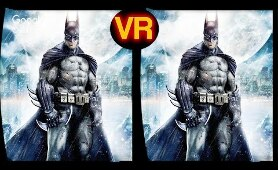 3D BATMAN | VR Virtual Reality - Google Carboard , VR Box , Gear VR