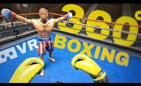 360° VR POV Boxing