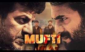 Mufti Kannada Dubbed Hindi Action Movie 2019 | Hindi Dubbed Action Movies