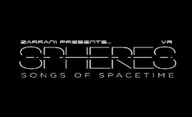Enter SPHERES VR - Into the ASMR Event Horizon... Relaxing Virtual Reality! | Oculus