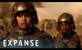THE EXPANSE | 360º Video: Battle on Mars in Virtual Reality | SYFY