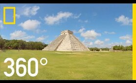 Inside Chichén Itzá - 360 | National Geographic