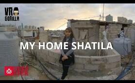 My Home, Shatila - VR Short Documentary (6K 360 Video)