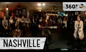 "Jonathan Jackson Sings ""Alleluia"" - Nashville (360 Video)"