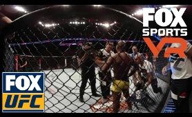 UFC Fight Night: Johnson vs. Reis | 360 VIDEO | UFC ON FOX