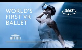 First virtual reality Ballet in the World - NIGHT FALL (360° video)  | Dutch National Ballet