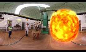 Video 360- Descubriendo el universo