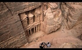 Seven Wonders of the World: Petra | 360 Video