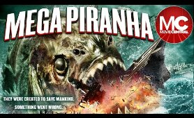 Mega Piranha | Full Action Adventure Movie