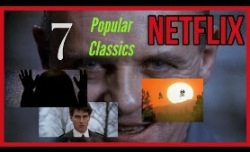 Classic Movies on NETFLIX | 7 Popular Classic Movies You Gotta See | Court's What To Watch Now 2020