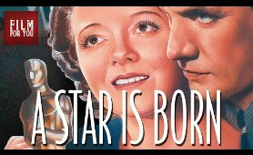 CLASSIC MOVIES: A STAR IS BORN (1937) full movie in color | Romantic Drama Movie | Oscar Movies