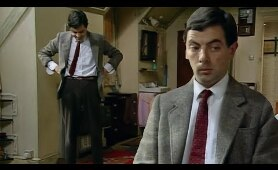 Stuck Inside with Mr Bean | Classic Mr Bean