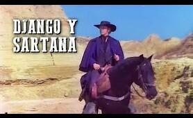 Django y Sartana: El último duelo | PELÍCULA DEL OESTE | Classic Western Movie