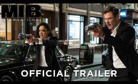 MEN IN BLACK: INTERNATIONAL - Official Trailer