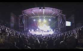"""Rebelution Live at Red Rocks - """"Roots Reggae Music"""" in 360º VR"""