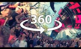 ULTRA Music Festival Miami - IMMERSIVE VR 360° EXPERIENCE in 5K