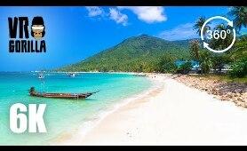 Thai Islands: A Guided Tour - 6K 360 VR Video