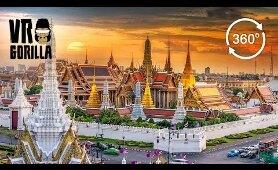 Discover Bangkok: A Guided City Tour - 360 VR Video