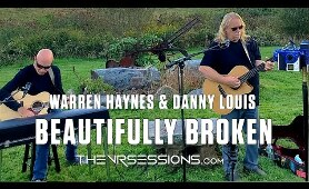 """Beautifully Broken"" by Warren Haynes and Danny Louis in 360/Virtual Reality"