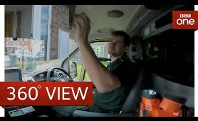 Ambulance: VR - 360 | BBC One