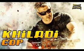 Khiladi Cop Full Movie | Hindi Dubbed Movies 2019 Full Movie | Ajith | Action Movies