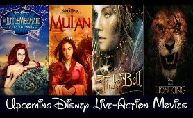 Upcoming Disney Live Action Movies 2019 to 2021 | Aladin | Mulan | Meleficent 2