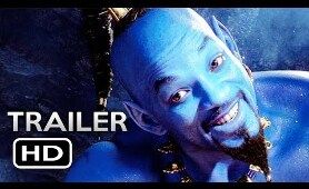 ALADDIN Trailer 2 (2019) Will Smith Disney Live-Action Movie HD
