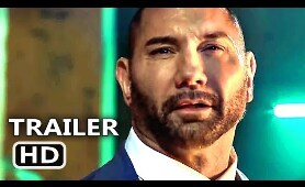 MY SPY Official Trailer (2019) Dave Bautista Action Movie HD