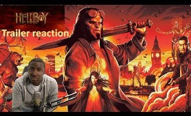Hellboy 2019 Trailer reaction