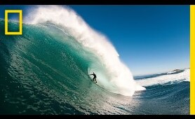 Greg Long: Big Wave Rider | Nat Geo Live